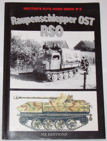 Special Militar's Kits No.2 - Raupenschlepper OST (RSO)